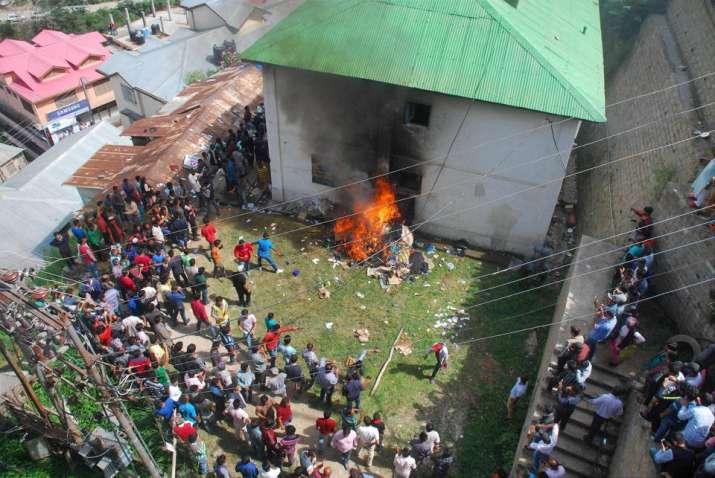 Shimla rape-murder Himachal's top cop shunted after