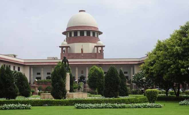 Supreme Court questions Centre on enabling law on