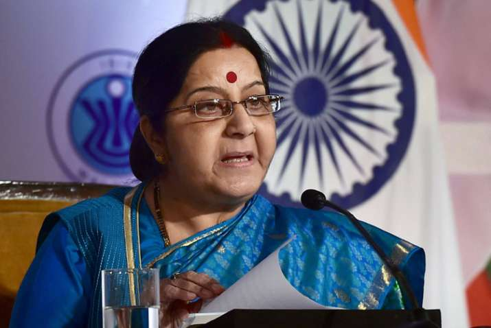 39 abducted Indians could be in Iraq's Badush jail, Swaraj