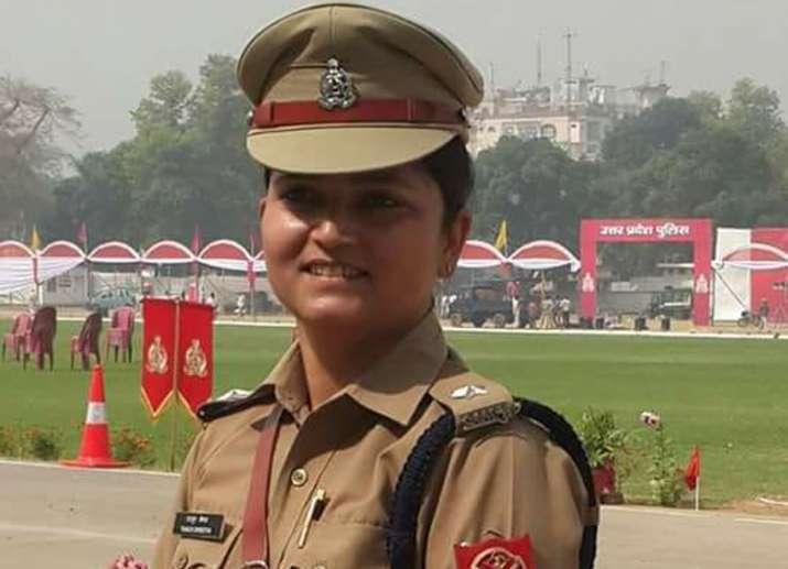Bulandshahr woman cop Shrestha Thakur who took on BJP