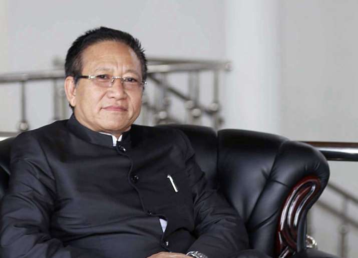 NPF expels Nagaland CM TR Zeliang from party