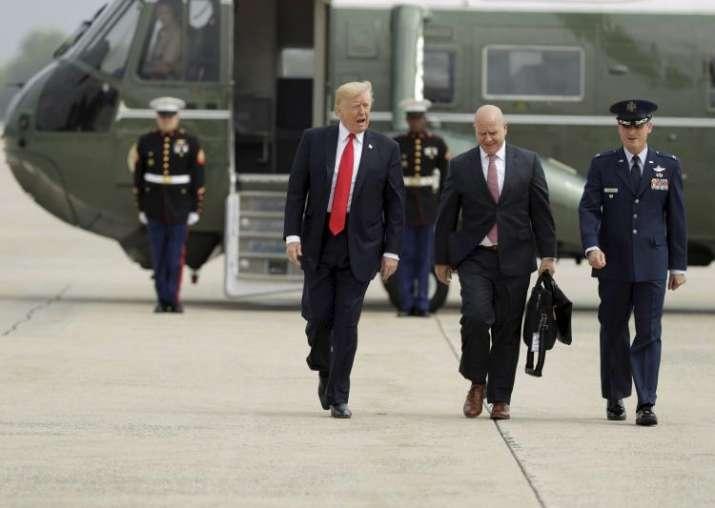 US Supreme Court allows strict enforcement of Trump's