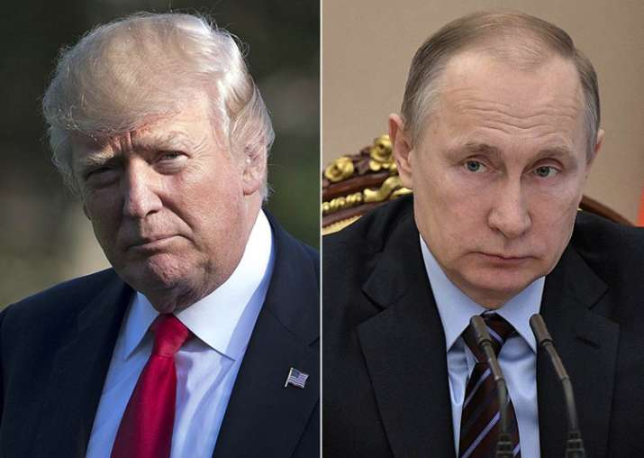 Putin, Trump to meet in Germany amid a sea of disputes