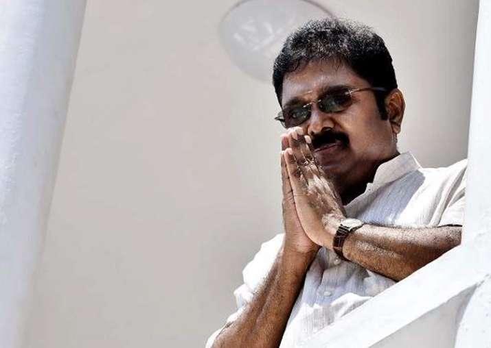 Dhinakaran removes CM Palaniswami from district secretary