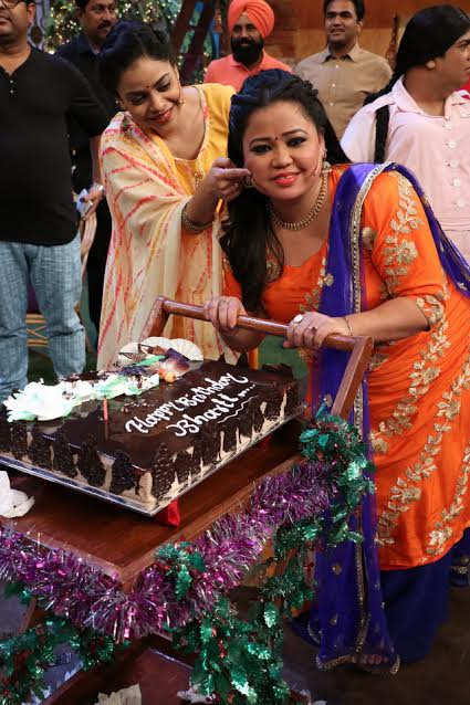 India Tv - Bharti Singh in TKSS