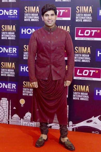 India Tv - awards night