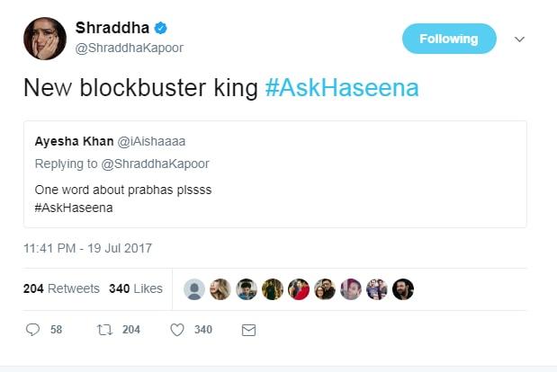 India Tv - Shraddha Kapoor