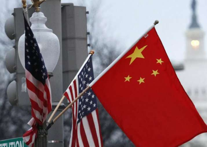 China urges US to stop 'unfriendly, dangerous' military