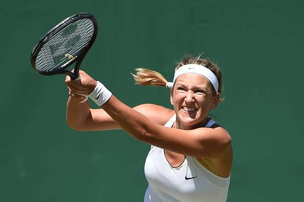 Victoria Azarenka returns against Russia's Elena Vesnina