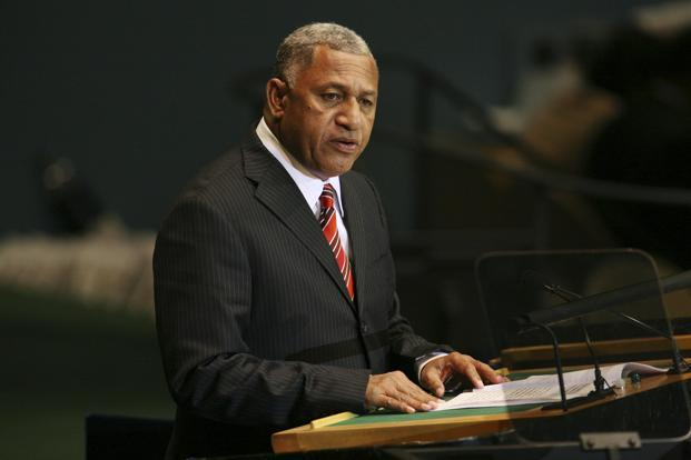 Fiji PM says doors still open for Trump on climate change