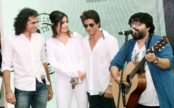 Jab Harry Met Sejal Shah Rukh Khan Anushka Sharma film