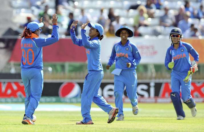 Indian women beat Sri Lanka by 16 runs