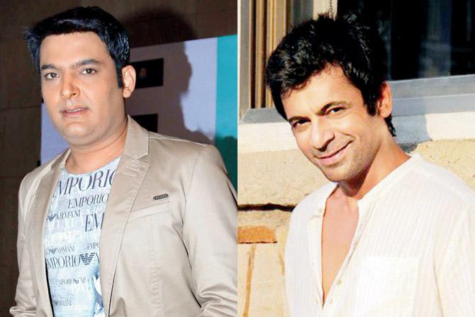 Sunil Grover has special message for Kapil Sharma Firangi