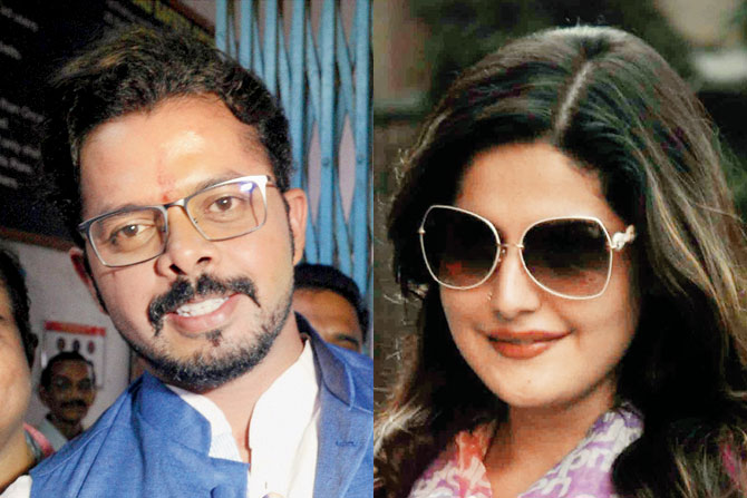 Zareen Khan, S Sreesanth starrer Aksar 2 to release on this