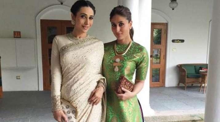 India Tv - Karisma Kapoor and Kareena Kapoor