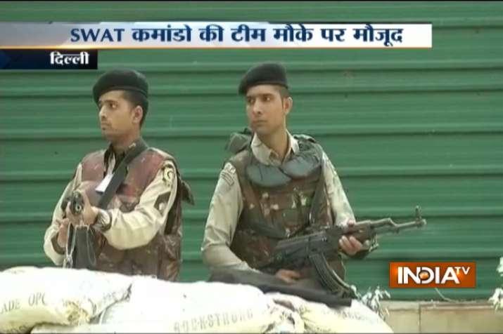 High alert at Delhi HC after call of possible bomb threat