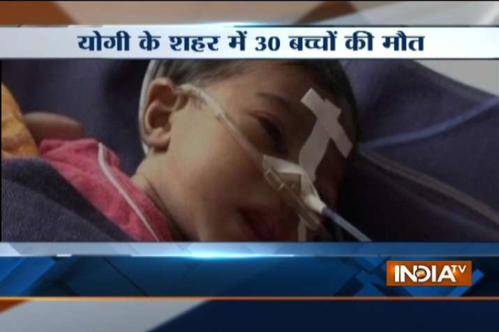 30 children were reported dead in a span of 48 hours at