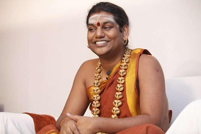 India Tv - Paramahamsa Nithyananda