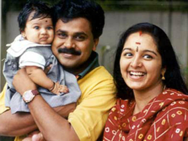 Dileep married cousin Aluva before first wife Manju Warrier