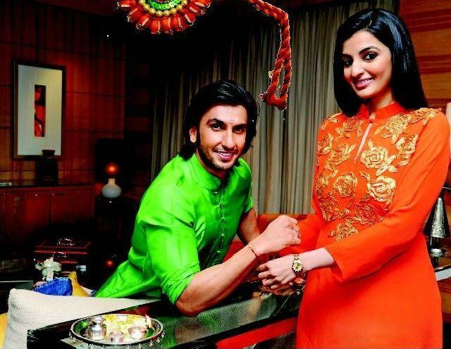 India Tv - Ranveer Singh with Ritika Bhavnani