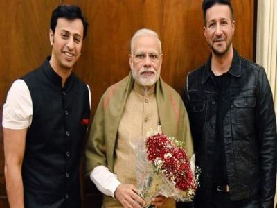 PM Modi praises Salim Sulaiman for new patriotic song Mera