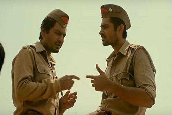 India Tv - Nawazuddin Siddiqui and Jatin Goswami in Babumoshai Bandookbaaz