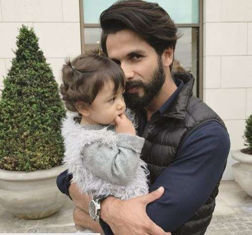 India Tv - Shahid Kapoor, Misha, India TV