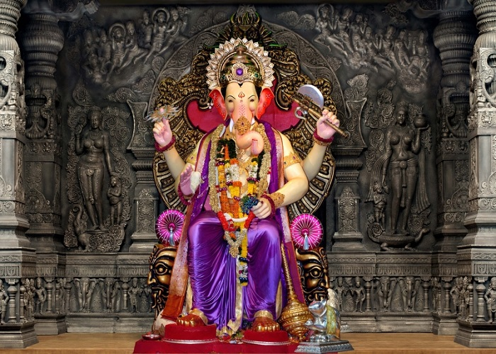 Ganesh Chaturthi 2017: Lalbaugcha Raja And 4 Other Famous