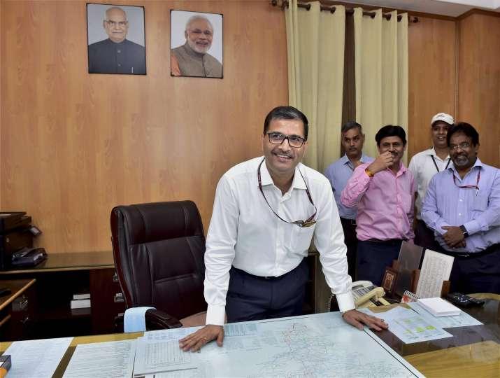 Railway Board Chairman Ashwani Lohani