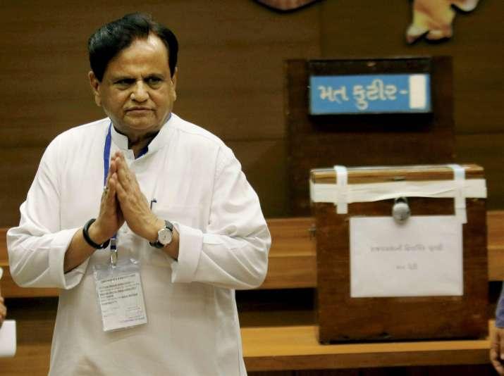 'Satyameva Jayate', says Ahmed Patel after winning
