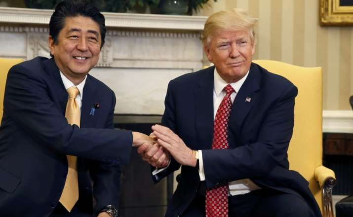 Japan and US agree to increase pressure on North Korea,