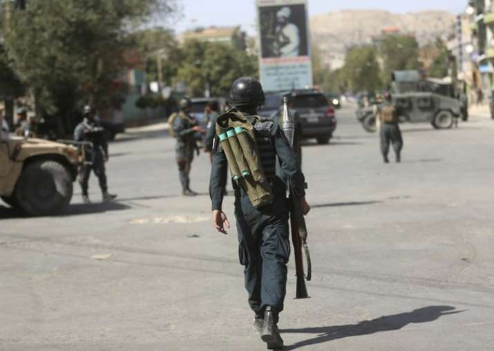 At least 20 dead in Shiite mosque attack in Kabul, ISIS