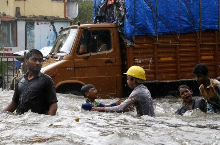 Since 2005 deluge, Mumbai gets heaviest rainfall at 331.4 mm