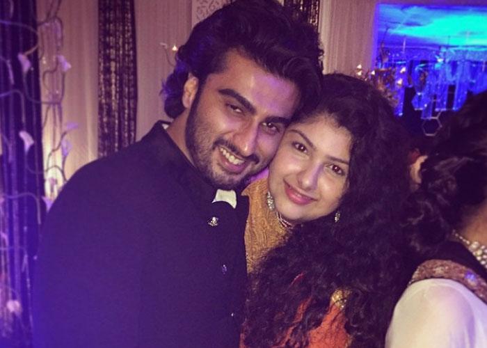 India Tv - Arjun Kapoor and Anshula Kapoor