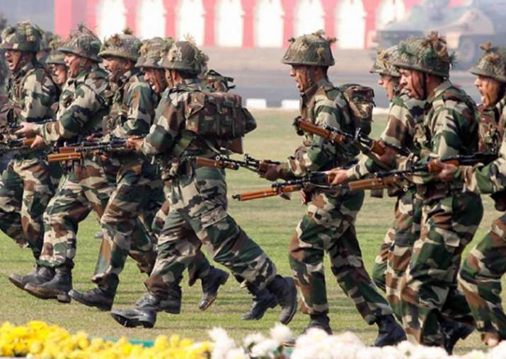 57,000 Armymen to be redeployed in combat roles as Cabinet