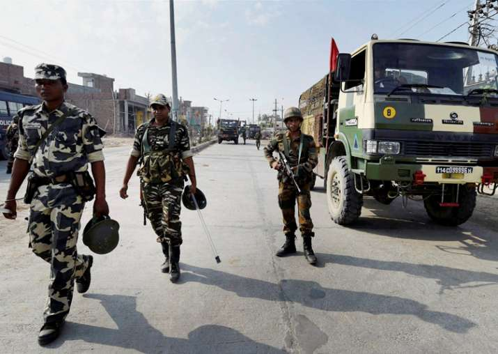 Not entered Dera headquarters: Army, Haryana Chief