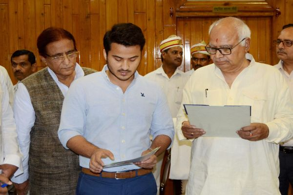 Azam Khan's MLA son possesses two PANs with different age,