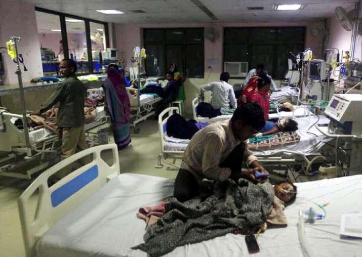 42 children dead in 48 hours at BRD hospital