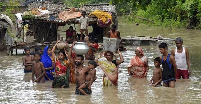 India Tv - Bihar Floods