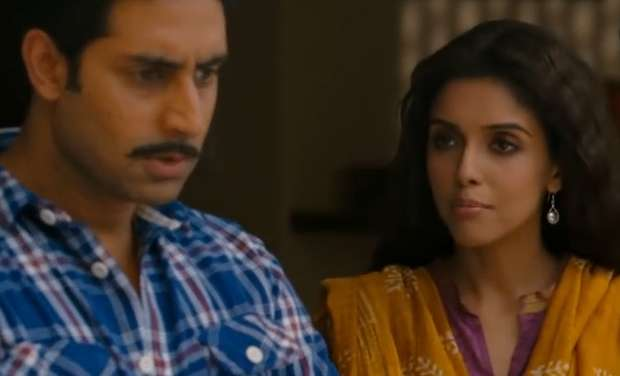 India Tv - Abhishek Bachchan and Asin