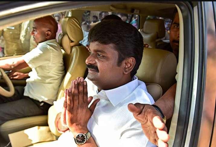 Tamil Nadu minister C Vijaya Baskar's properties attached