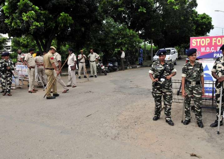 Curfew-like restrictions in Chandigarh; mobile Internet,