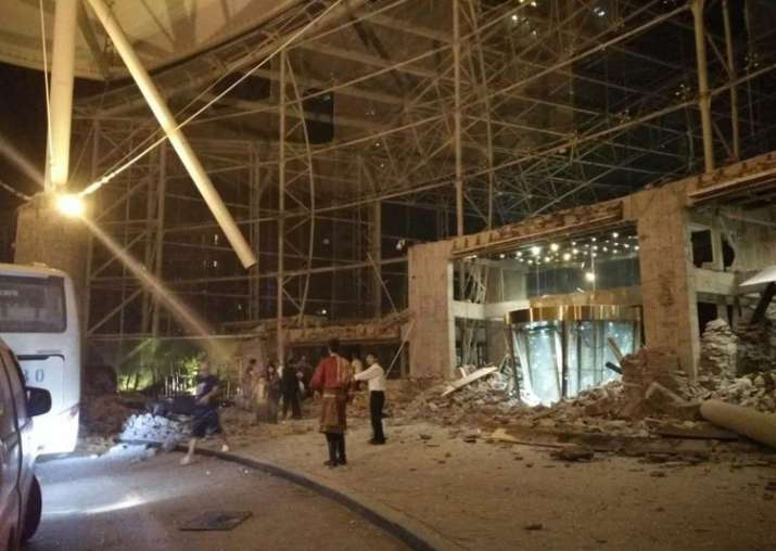 7.0-magnitude quake jolts China's Sichuan Province, over