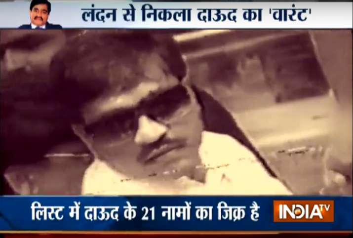 Dawood Ibrahim only Indian in UK sanctions list