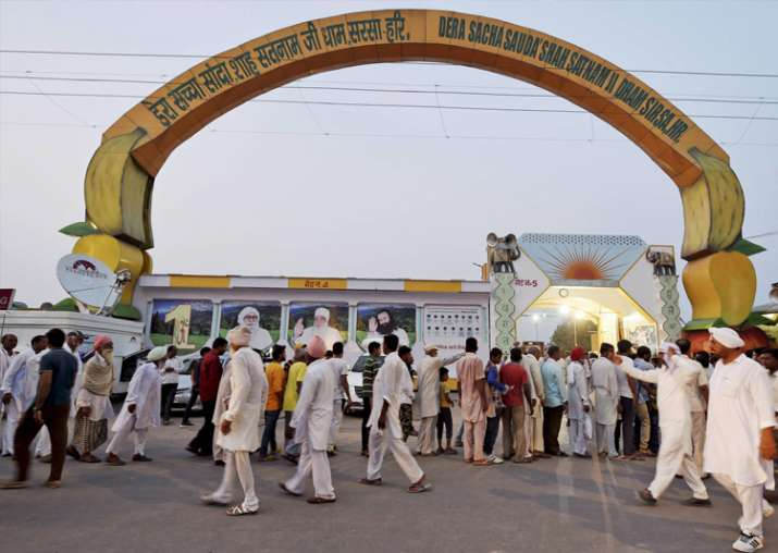 Haryana government orders search of Dera centres in state