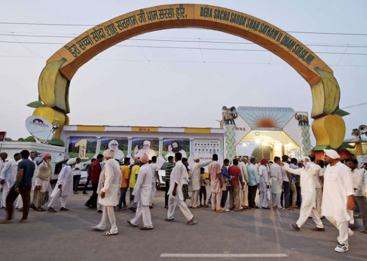 Dera sect appeals for calm, to appeal against Ram Rahim's