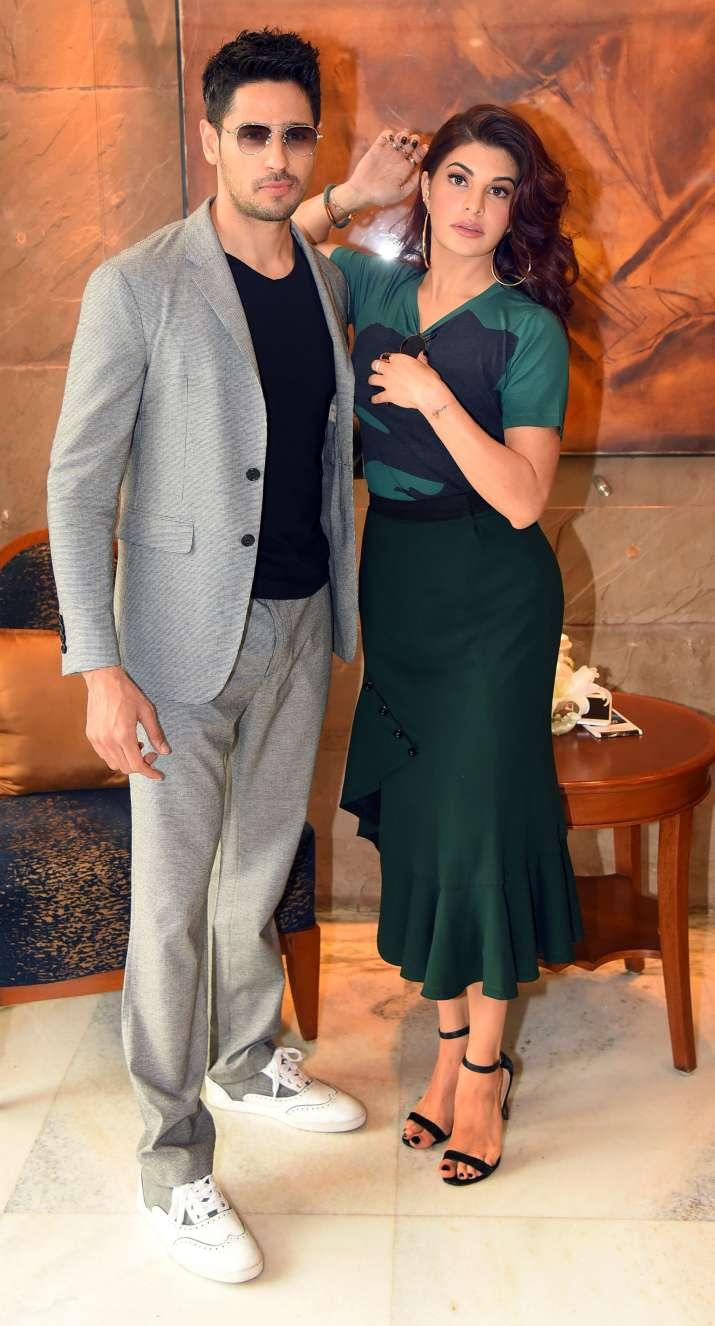 India Tv - Sidharth Malhotra and Jacqueline Fernandez
