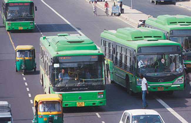DTC to get 1,000 new buses soon