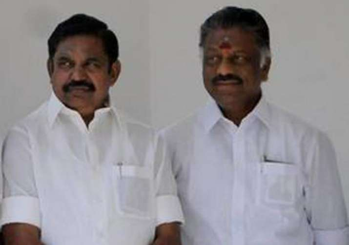 Two AIADMK factions likely to announce merger today