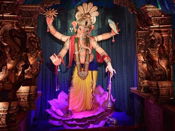 India Tv - Ganesh Galli Mumbaicha Raja